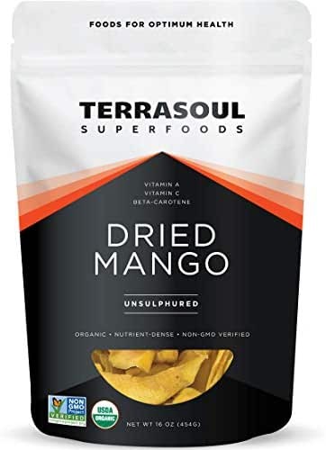 Terrasoul Dried Mango