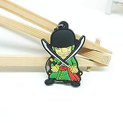 Key Chains Zoeber Pvc Anime Silicone Keychain Bag Chain 1 Piece Luffy Son Goku Naruto Joba Cartoon Key Ring Women Children Key Chain Holder By Ypt 1 Pcs