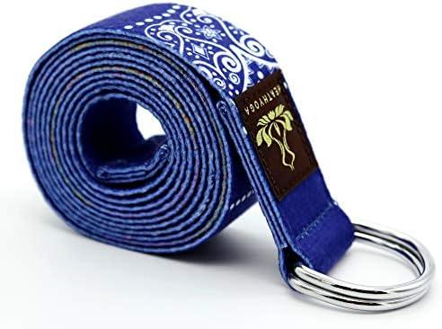 Heathyoga Adjustable Flexibility Strength Stretching product image