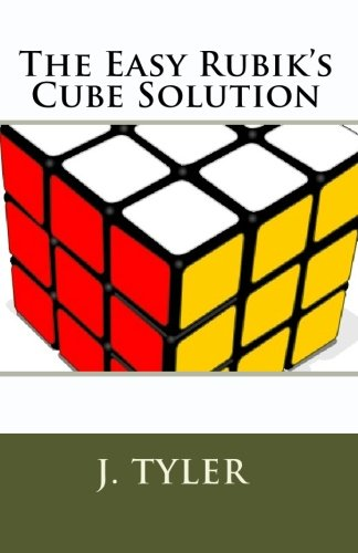 Easy Rubiks Cube Solution product image