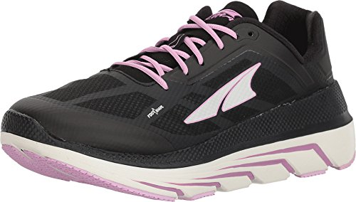 Altra AFW1838F Women's Duo Running Shoe, Black/Pink - 8 B(M) US