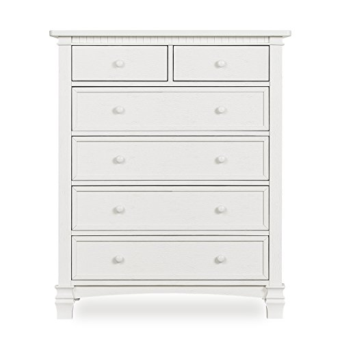 Evolur Cheyenne and Santa Fe 6 drawers chest