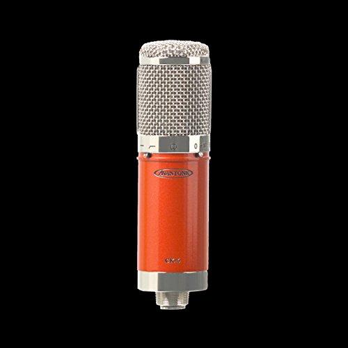 (Avantone CK-6 Large Capsule Cardioid FET Condenser Microphone w/ Shockmount + Aluminum Case)