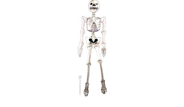 Esqueleto GIGANTE hinchable 1.83 m: Amazon.es: Juguetes y juegos
