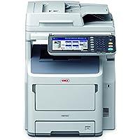 OKI MB 760 Dnfax Black & White Multifunctional Printer