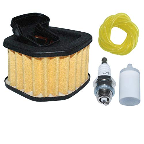 AUMEL Air Filter Tune Up Kit for Husqvarna 570 575 575XP 576 576XP Chainsaw Replace 537 20 75 01.