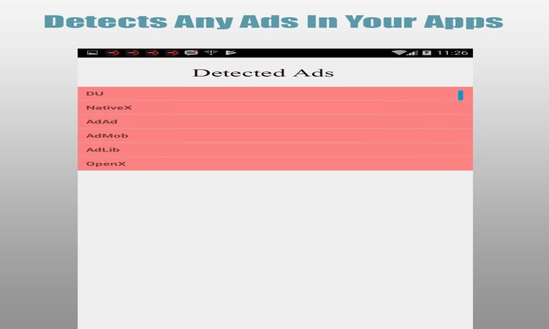 Amazon com: Airpush Detector & Ads Detector: Appstore for