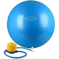 BalanceFrom Anti-Burst and Slip Resistant Fitness Ball...