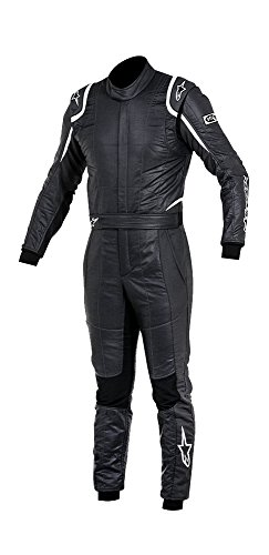 Alpinestars GP TECH Suit (Black, Size 50) by Alpinestars