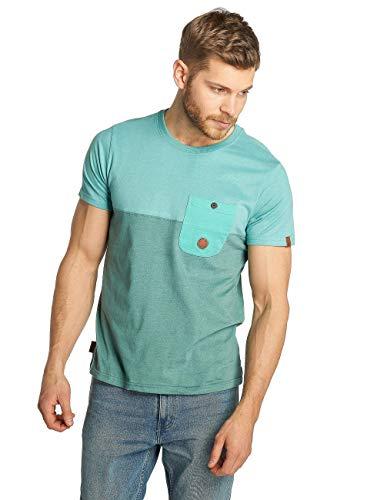T Alife turchese Kickin uomo shirt SwrS7