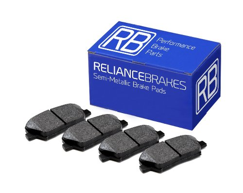 Centric Parts 300.05510 Semi Metallic Brake Pad with Shim