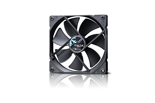 Fractal Design Dynamic GP-14 Black Case Fan FD-FAN-DYN-GP14-BK by Fractal Design