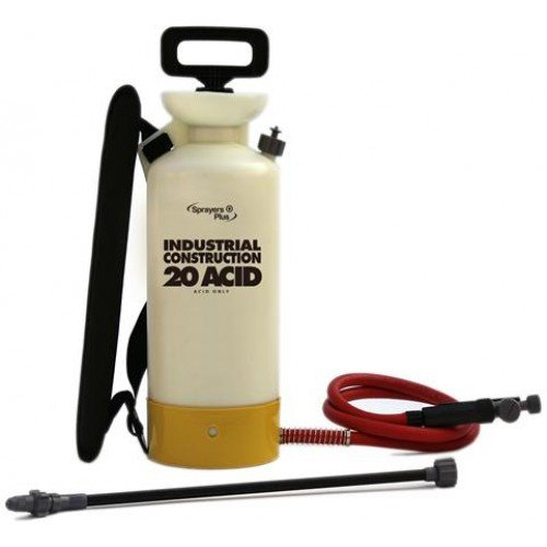 SP Systems SP20A 2-Gallon 42 PSI Industrial Construction Series Acid Compression Sprayer 02SP20A