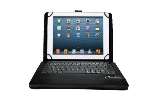 podofo Detachable Wireless Bluetooth Keyboard product image