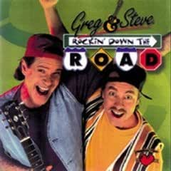 Greg & Steve Rockin' Down the Road