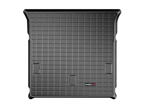 WeatherTech Custom Fit Cargo Liners for Mercedes-Benz G500, Black