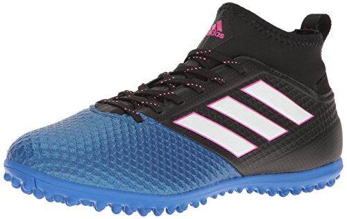 Mens Adidas Performance Ace 17,3 Primemesh Scarpa Da Calcio Tf Nero / Bianco / Satellite