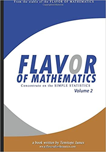 Book Concentrate on the Simple Statistics 2: Flavor of Mathematics