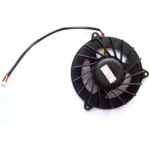 wangpeng Replacement CPU Fan for HP Pavilion DV5000 DV8000 For COMPAQ Presario V5000 C300 C500 (For AMD) Series