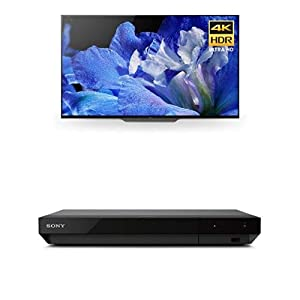 Sony XBR55A8F 4K Ultra HD Smart BRAVIA OLED TV (2018 Model) 6