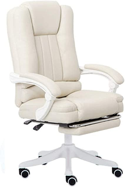 Office Chair Ladies Girls Pink Beige Color Computer Chairs Live Chairs Anchors Comfortable Student Office Chairs Esports Chair Game Boss Home Swivel Chair Ergonomic Design Amazon Co Uk Kitchen Home