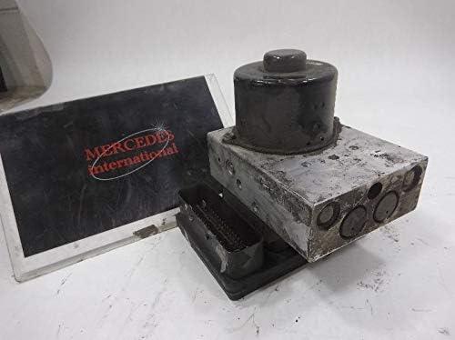 Pump & Motor Assemblies 2004 Mercedes-Benz ML500 ABS Pump w/Module ...
