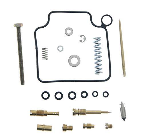 Race Driven OEM Replacement Carburetor Rebuild Repair Kit Carb Kit for Honda Foreman 450 TRX450ES/S