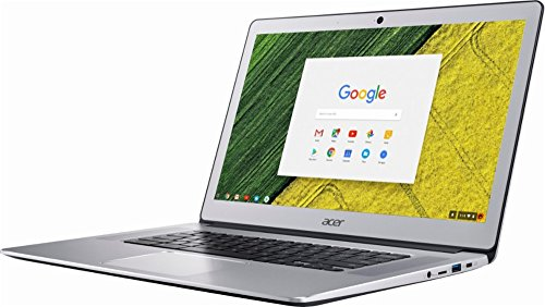 Acer Newest Flagship Premium 15.6″ Full HD Touchscreen Chromebook, Intel Pentium N4200 Quad-Core, 4GB RAM, 32GB eMMC, HD Webcam, HDMI, Chrome OS