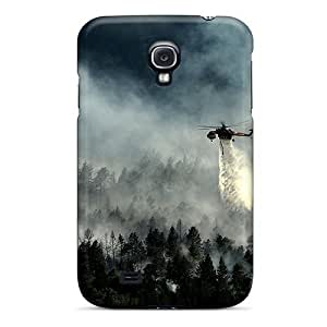 LHuHDEZ3653vMlZv DaMMeke A Helicopter Drops Water Durable Galaxy S4 Tpu Flexible Soft Case