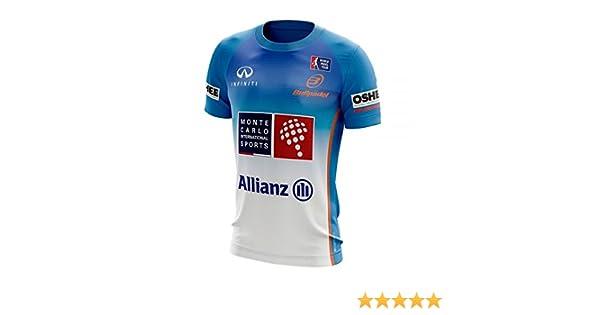 Bull padel Camiseta Ternate Paquito Navarro 2018 (XXL): Amazon.es ...