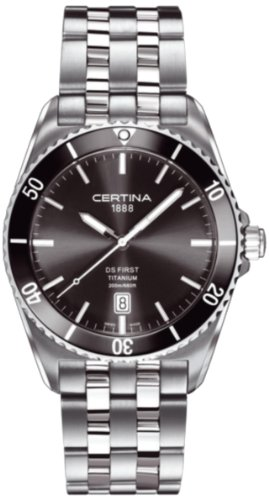 CERTINA DS First Men's Quartz Watch C014-410-44-081-00