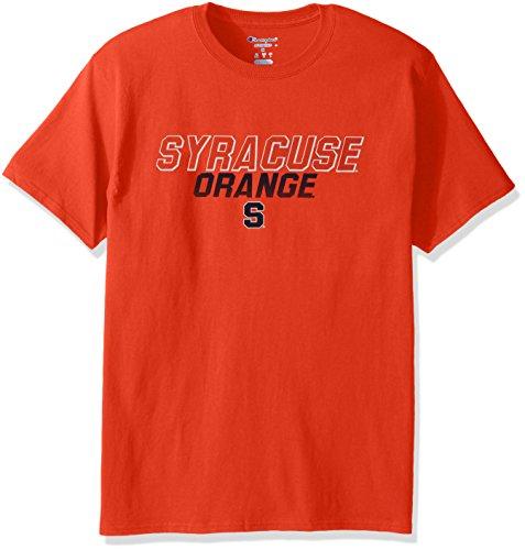 NCAA Syracuse Orange Men's Champ Short sleeve T-Shirt 1, X-Large,