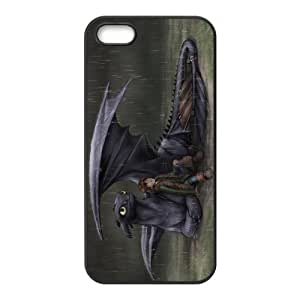 Customize Movie How to Train Your Dragon Back Case for iphone 5,5S JN5S-1566