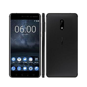 Nokia 6 SIM única 4G 32GB Negro: Amazon.es: Electrónica