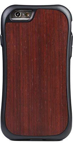WOLA Carcasa Madera para iPhone 6 / 6s Wood Funda de Madera ...