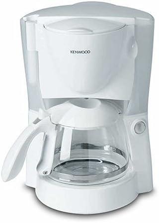 Kenwood CM 70, Blanco, 650 W, 180 x 220 x 225 mm, 950 g - Máquina de café: Amazon.es: Hogar
