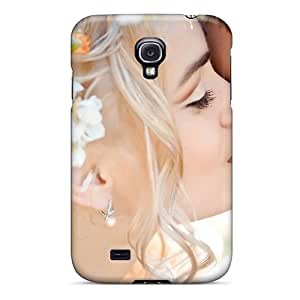 Galaxy S4 Case, Premium Protective Case With Awesome Look - Honeymoon Love Kiss
