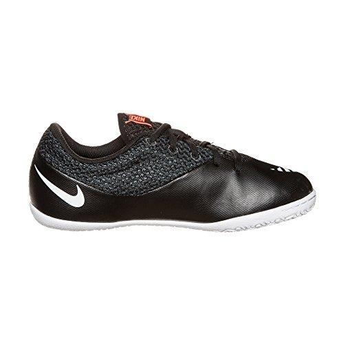 Nike Ungdom Mercurialx Pro Street Innendørs (svart / Hot Lava / Antrasitt / Hvit)