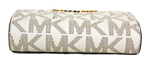 Michael Kors Jet Set Travel Bifold Zip Coin Wallet Clutch by Michael Kors (Image #2)