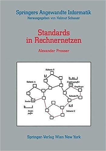 Standards in Rechnernetzen (Springers Angewandte Informatik)