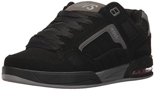 DVS Drone Skate - Zapatillas para Hombre, Negro, carbón (Black Charcoal Nubuck), 7 M US