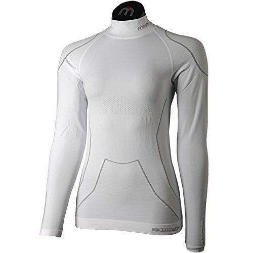 Bianco Skintech In01841 Baselayer Donna Underwear Lupetto Mico qFRwYOxq