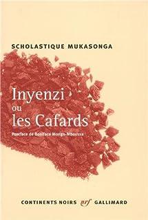 Inyenzi ou les cafards, Mukasonga, Scholastique