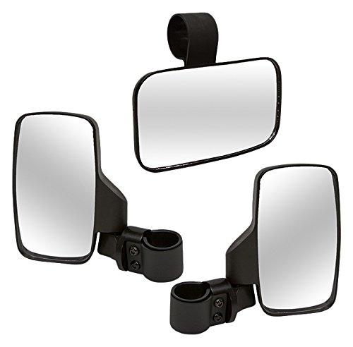 Kolpin UTV Universal Side/Rear Mirror (Combo Package) - 98312