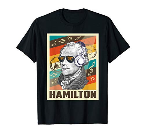 Hamilton Shirt Hamilton and Headphone Gift For Fans