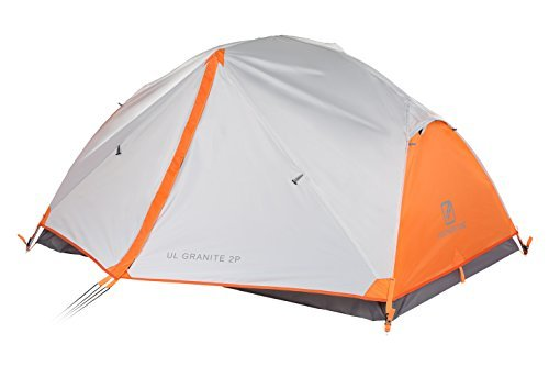 Ultralight 2 Person Tent (Featherstone Outdoor UL Granite 2 Person Ultralight Backpacking Tent for 3-Season Camping and Expeditions)