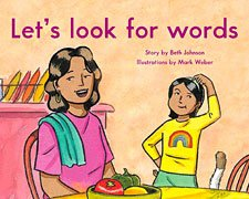 Read Online Let's look for words - The King School Series, Early First Grade / Early Emergent, LEVEL 3 (6-pack) (The King School Series, Early First Grade) pdf epub