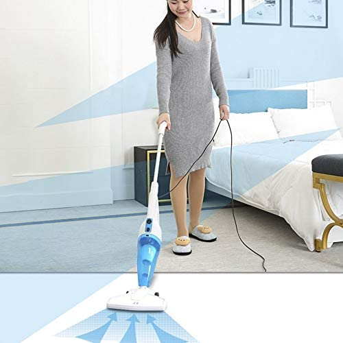 Ultra Quiet Push Rod Vacuum Cleaner Portable Dual-use Handheld Dust Collector Mites Killing Device High Power Home Aspirator