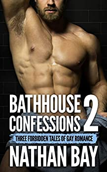 Bathhouse Confessions Gay Romance Bundle ebook product image