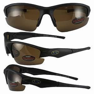 Bluewater Islander 1 polarizadas gafas de sol Negro Marcos ...